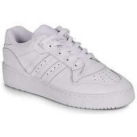 Shoes Women Low top trainers adidas Originals RIVALRY LOW W White