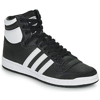 Shoes Hi top trainers adidas Originals TOP TEN HI Black