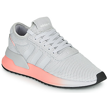 Shoes Women Low top trainers adidas Originals U_PATH X W Grey / Pink