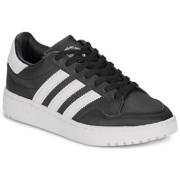 Shoes Children Low top trainers adidas Originals Novice J Black / White