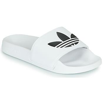 Shoes Sliders adidas Originals ADILETTE LITE White