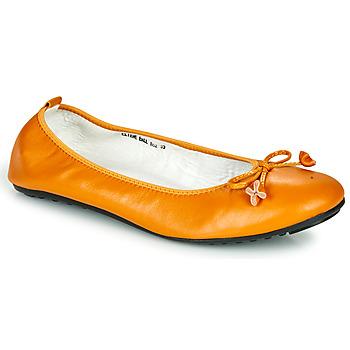 Shoes Women Flat shoes Mac Douglas ELIANE Ocre tan