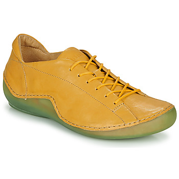 Shoes Women Low top trainers Think KAPSL Yellow / Green