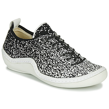 Shoes Women Low top trainers Think KAPSL Black / White