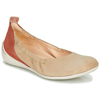 Shoes Women Flat shoes Think CUGAL Beige / Red