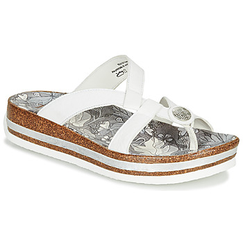 Shoes Women Sandals Think ZEGA White