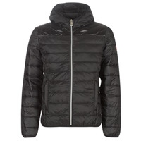 Clothing Men Duffel coats Guess SUPER LIGHT ECO-FRIENDLY JKT Black