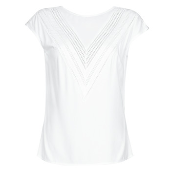 Clothing Women Tops / Blouses Guess SS MALIKA TOP White