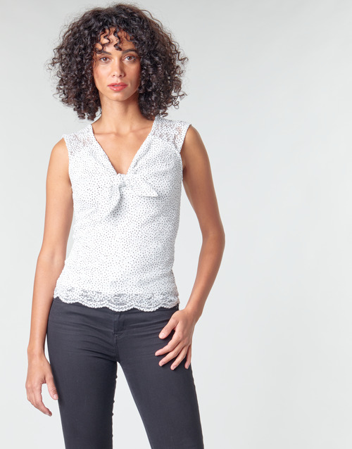 Clothing Women Tops / Blouses Guess GIUNONE TOP White