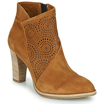 Shoes Women Ankle boots Myma METTITA Camel
