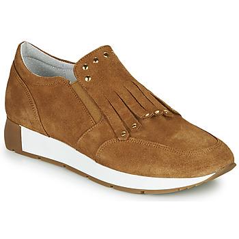 Shoes Women Low top trainers Myma MOLISSA Cognac