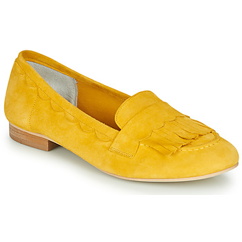 Shoes Women Flat shoes Myma LOUSTINE Yellow
