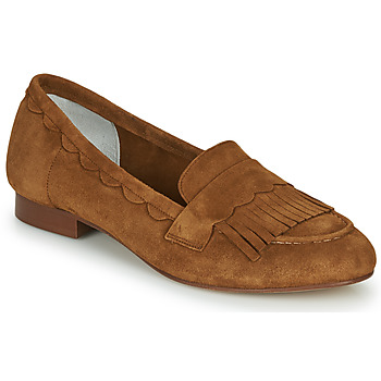 Shoes Women Flat shoes Myma LOUSTINE Camel