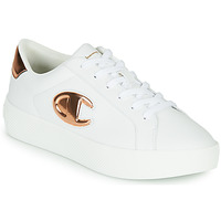 Shoes Women Low top trainers Champion ERA GEM White / Bronze