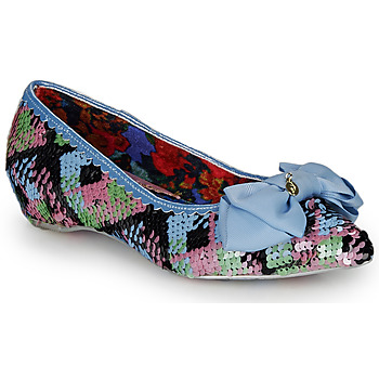 Shoes Women Flat shoes Irregular Choice MINT SLICE Pink / Blue