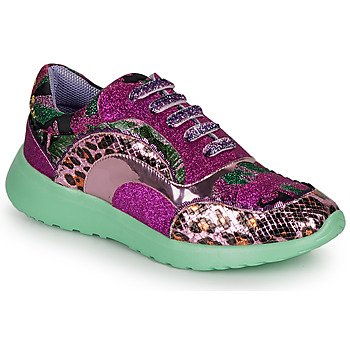 Shoes Women Low top trainers Irregular Choice JIGSAW Purple