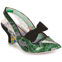Shoes Women Heels Irregular Choice PARADOX Green / Black