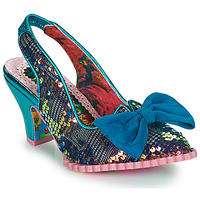 Shoes Women Heels Irregular Choice FIRST DANCE Blue