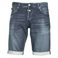 Clothing Men Shorts / Bermudas Le Temps des Cerises JOGG Blue / Dark