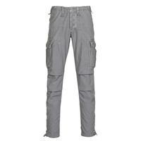 Clothing Men Cargo trousers Le Temps des Cerises MIRADO Gunmetal
