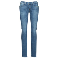 Clothing Women straight jeans Le Temps des Cerises PULP REGULAR Blue