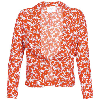 Clothing Women Jackets / Blazers Le Temps des Cerises KARMA Lipstick