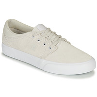 Shoes Men Low top trainers DC Shoes TRASE SD Beige