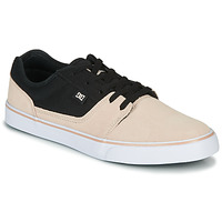Shoes Men Low top trainers DC Shoes TONIK Beige / Black