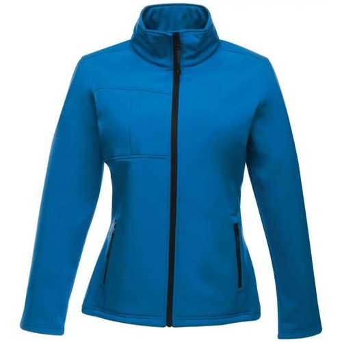 Clothing Fleeces Professional OCTAGON II Waterproof Softshell Jacket Classic Red Black Blue Blue