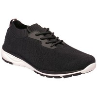 Shoes Men Multisport shoes Regatta Marine Active Trainers Black Black