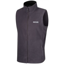 Clothing Men Jackets / Cardigans Regatta Tobias II Lightweight Fleece Gilet Grey Grey