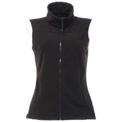 Clothing Women Jackets / Cardigans Professional Womens Haber B/W Black Black