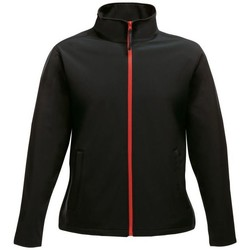 Clothing Jackets Professional ABLAZE Printable Softshell Jacket Black