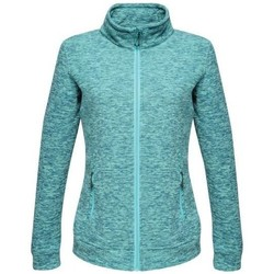 Clothing Women Fleeces Professional THORNLY Full-Zip Fleece Blue