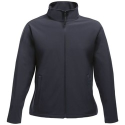 Clothing Coats Professional ABLAZE Printable Softshell Jacket Blue