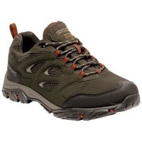 Shoes Men Multisport shoes Regatta HOLCOMBE IEP Low Walking Boots Navy Granite Green Green