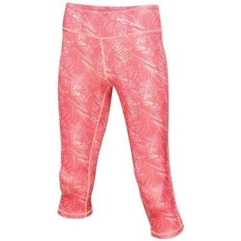 Clothing Women Leggings Professional PINCHA Stretch 3/4 Leggings Pink
