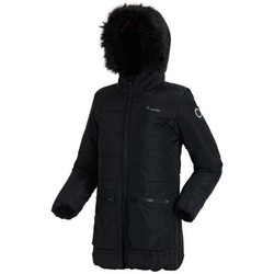 Clothing Children Coats Regatta Cherryhill Insulated Jacket Black Black