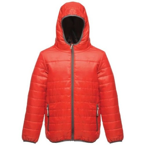 Clothing Children Duffel coats Professional STORMFORCE Insulated Jacket Red