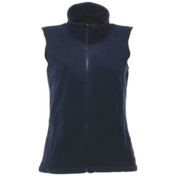 Clothing Women Jackets / Cardigans Professional HABER Quick-Dry Bodywarmer Dark Navy Blue Blue