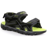 Shoes Children Sandals Regatta Kota Drift Lightweight Walking Sandals Grey Grey