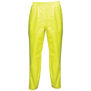 Clothing Chinos Professional PRO PACKAWAY Waterproof Shell Trousers Yellow