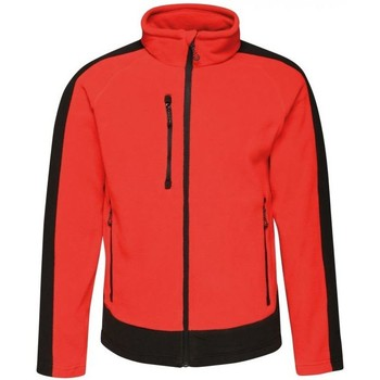 Clothing Fleeces Professional CONTRAST 300 Full Zip Fleece Red