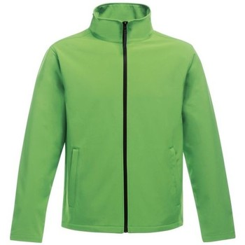 Clothing Macs Professional Ablaze Printable Softshell Jacket Green Green