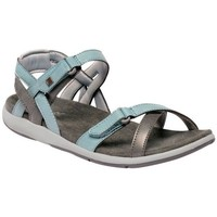Shoes Women Sandals Regatta Santa Cruz Strap Sandals Blue Blue