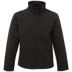 Clothing Men Fleeces Professional CLASSIC Waterproof Softshell Jacket Navy Seal Grey Black Black