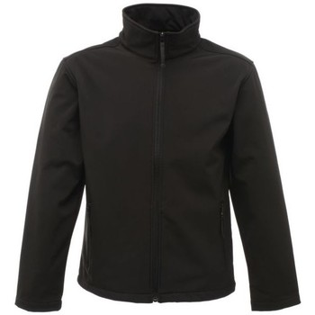 Clothing Men Fleeces Professional CLASSIC Waterproof Softshell Jacket Black