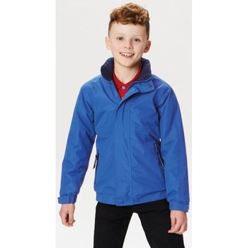 Clothing Boy Jackets Professional DOVER Waterproof Insulated Jacket Blue
