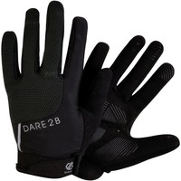 Clothes accessories Women Gloves Dare 2b FORCIBLE Technical Gloves Black