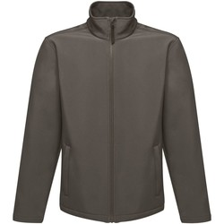 Clothing Men Fleeces Professional Reid Softshell Jacket Grey Grey